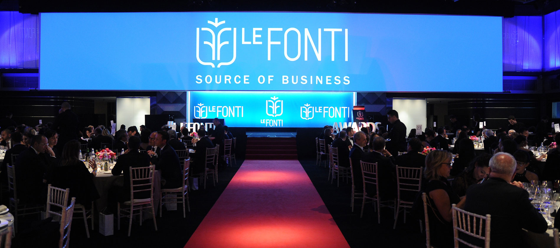 ceo summit le fonti awards